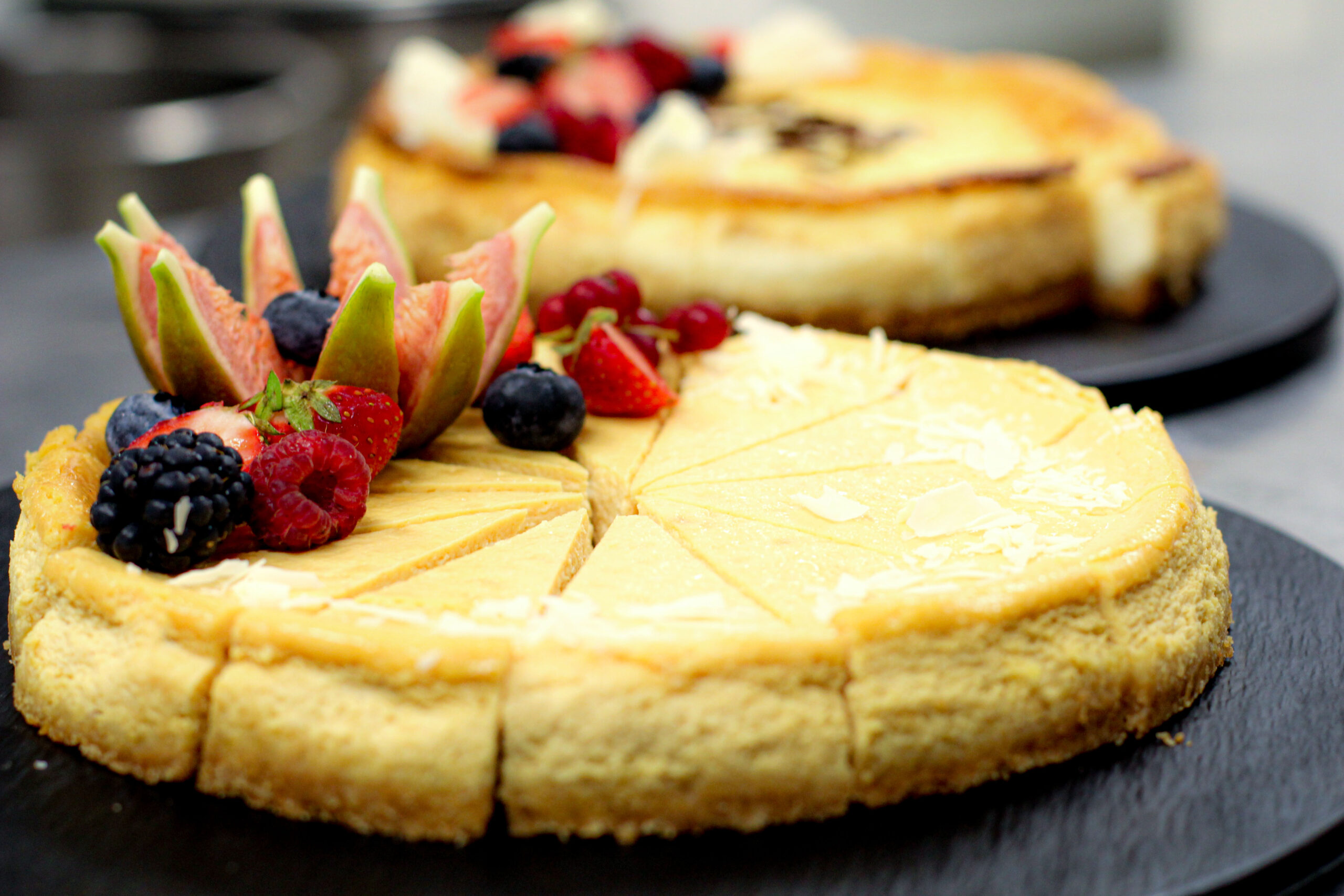 cheesecake dezert